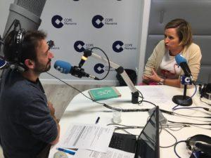 Cristina Larráyoz habla sobre salud mental